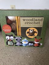 Woodland crochet to stitch in Warner Robins, Georgia