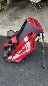Top Flite Golf Bag  Brand New in Bolingbrook, Illinois