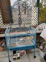 extra large bird cage in 29 Palms, California
