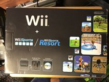 Wii System in box with 2 Controlers & Ballance Board in Fort Knox, Kentucky