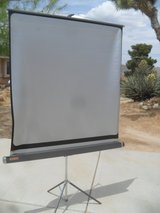 *** Vintage Movie Screen  *** in 29 Palms, California
