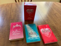 Princess Diaries Boxed Set of Books  I - III in Cherry Point, North Carolina