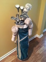Ladies Golf Clubs and Bag in Morris, Illinois