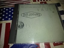 Def Leppard sighed autographed cd in Naperville, Illinois