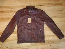 New Mens Leather Jacket in Lockport, Illinois
