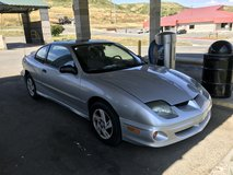 EAS'ing and need to sell 2002 Pontiac Sunfire in Camp Pendleton, California
