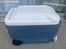 Igloo MaxCold 40 Quart Wheeled Cooler in Okinawa, Japan