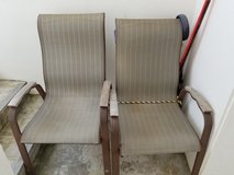 patio chairs, 2 in Okinawa, Japan