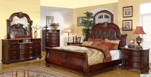 United Furniture - Fleur de Lille as shown including delivery -US QS and US KS in Fort Riley, Kansas