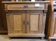 Antique pine cabinet in Ramstein, Germany