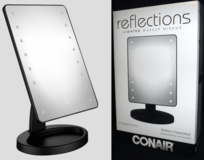 New! Conair LED Lighted Vanity Makeup Mirror w/ Touch Screen in Bolingbrook, Illinois
