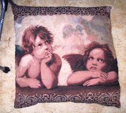 Ex-Large Tapestry ANGEL PILLOW in Alamogordo, New Mexico