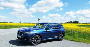 2019 BMW X3 xDrive30i Promotion! $ave with Bavarian in Spangdahlem, Germany