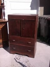 Antique 2 Drawer Chest in Yucca Valley, California