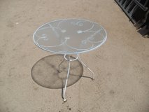 ###  Iron Patio Table  ### in Yucca Valley, California