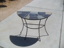 ==  Slate Top Table  == in 29 Palms, California
