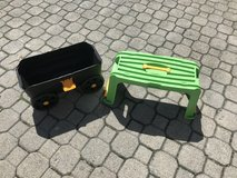 Garden stool tool box in Stuttgart, GE