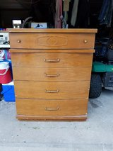5 drawer dresser in Oswego, Illinois