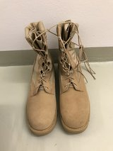 Boots, Uniform (Army), Size 11R (hardly worn - once or twice) in Wiesbaden, GE