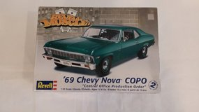 NEW Car Model Kit - 69 Chevy in Glendale Heights, Illinois