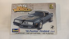 NEW Car Model Kit - 78 Pontiac in Glendale Heights, Illinois