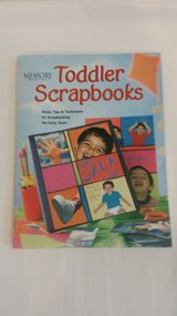 NEW Memory Maker - Toddler Scrapbooks in Westmont, Illinois