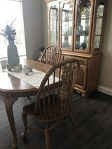 Thomasville Oak Dining Set in Camp Pendleton, California