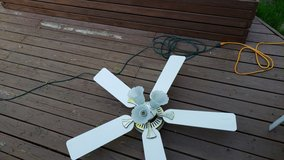 "52"" Hunter Ceiling Fan in Oswego, Illinois"