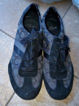 Coach tennis shoes size 9 1/2 in Fort Belvoir, Virginia