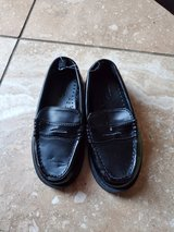 New gymboree black shoes size 10 in Quantico, Virginia