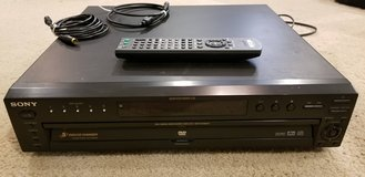 Sony DVP-NC655P 5-Disc DVD/CD Carousel Player Changer in Warner Robins, Georgia