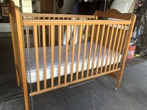 Baby Bassett Crib in Miramar, California