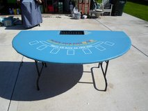 Black Jack Fold Up Table in Chicago, Illinois