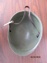 Vintage Child's Army Helmet in Chicago, Illinois