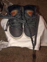 Levi's toddler shoe size 6 in Conroe, Texas