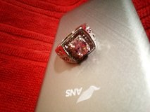 Pink sapphire Ring size 10 in Alamogordo, New Mexico