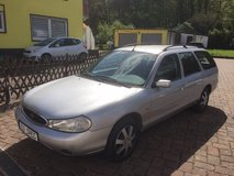 Ford Mondeo Wagon, V6, AUTOMATIC, A/C, Heated Seats, Low Miles, New Service, New TÜV!!! in Ramstein, Germany