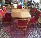 Chippendale dining room set in Grafenwoehr, GE