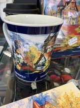 US ARMY Porcelain Coffee Cup in Grafenwoehr, GE