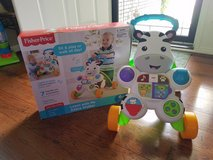 NEW! Fisher Price Learn with Me Zebra Walker in Fort Campbell, Kentucky