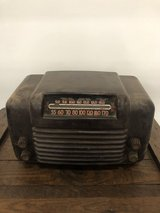 Antique Radio in Fort Campbell, Kentucky