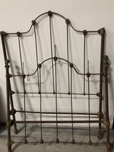 Vintage Headboard and Footboard in Fort Campbell, Kentucky