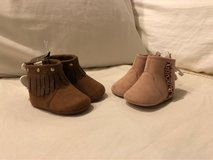 Baby Girl Shoes Size 2 in San Diego, California