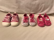 Baby Girl Shoes Newborn/Size 0 in San Diego, California