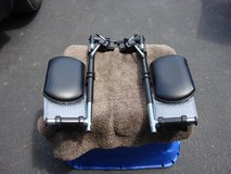 PAIR OF NEW WHEELCHAIR FOOT RESTS in Oswego, Illinois