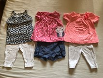 Baby Girl's Summertime Outfits in San Diego, California