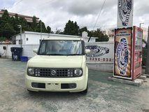 FRESH 2003 Nissan Cube - Clean - Tint - Excellent Family Car - Well Maintained - Compare & $ave in Okinawa, Japan