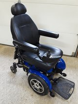 mobility wheelchair,electric  Jazzy Elite-14 in Fort Belvoir, Virginia