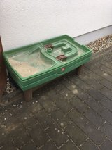 step 2 Sand and Water Table in Wiesbaden, GE