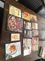 Cookbook recipe collection in Ramstein, Germany